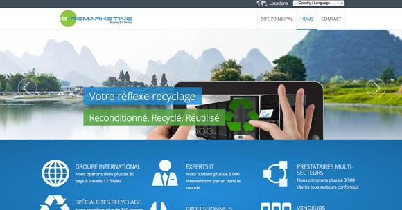 site Unitron France