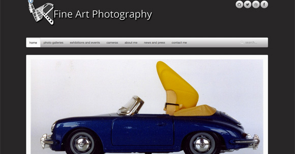 site Fine Art Photography