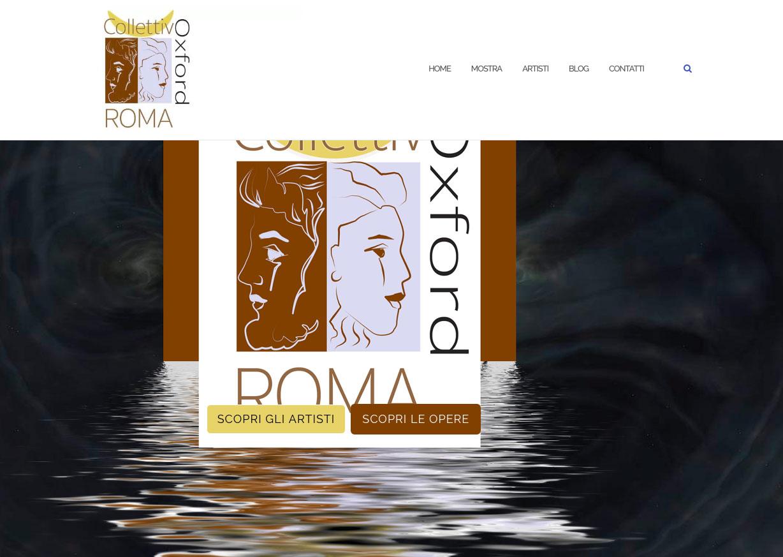 sito Collettivo Oxford Roma