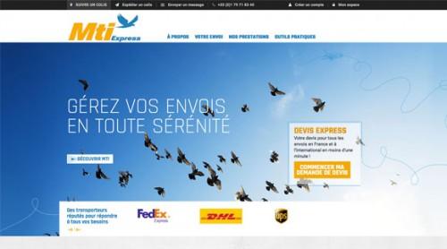 site MTI express