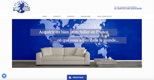 site FLAT EXPAT