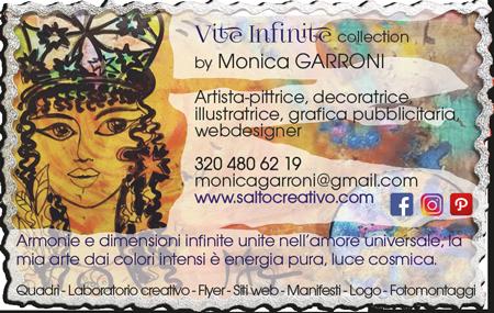 biglietto Monica Garroni pittrice